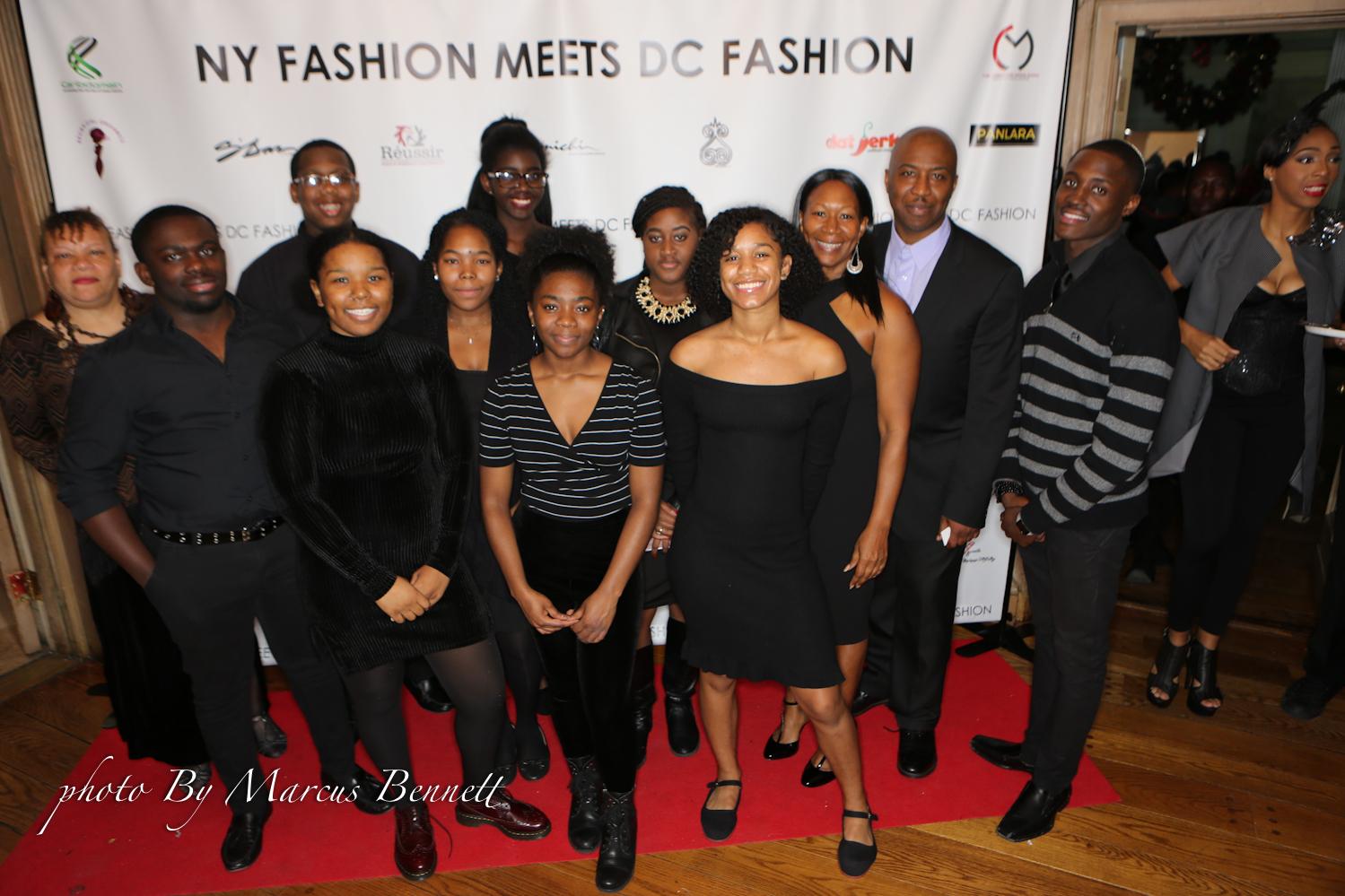 NY Fashion Meets DC Fashion